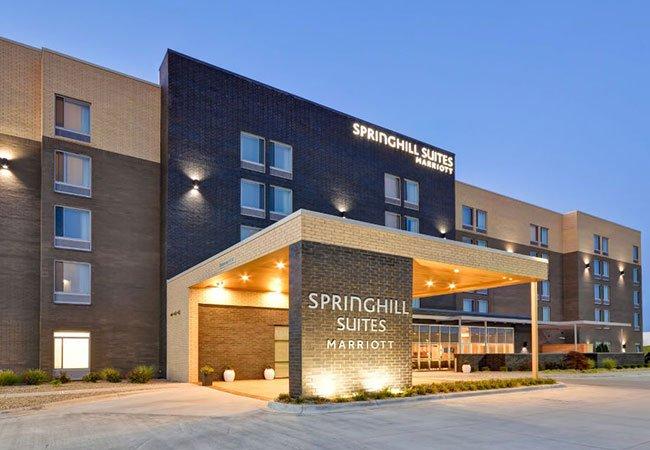 Spring hill Suites Marriott Photo
